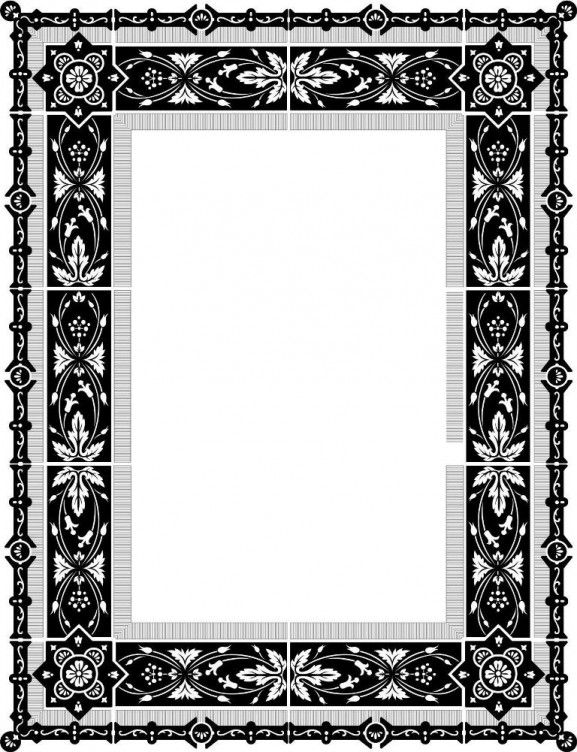 border-501_b line art