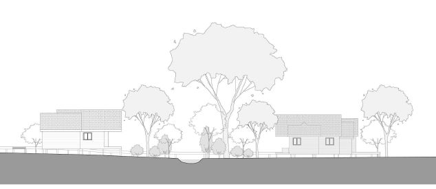 Soho Farm House, Great Tew Estate, planning application. Plans for the lodges, spa and buildings that Soho House is planning for its new country retreat, not far from London.