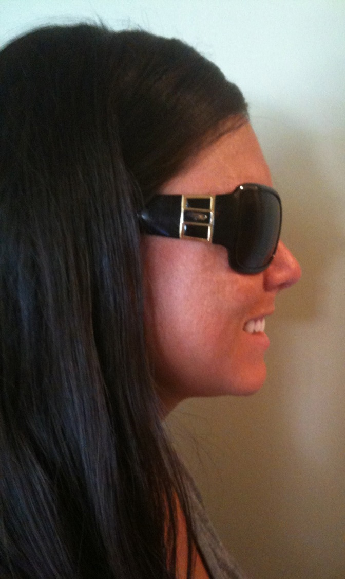 Ryder Running Sunglasses Review! Stays put with a special nose piece, and they are a great price! www.chicrunner.com