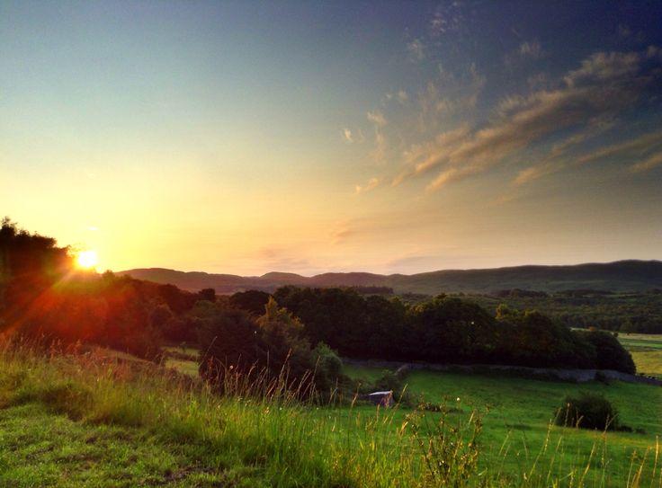 Cumbria, lake district, England. #cumbria #lakedistrict #england #sunrise #itsabeautifulworld