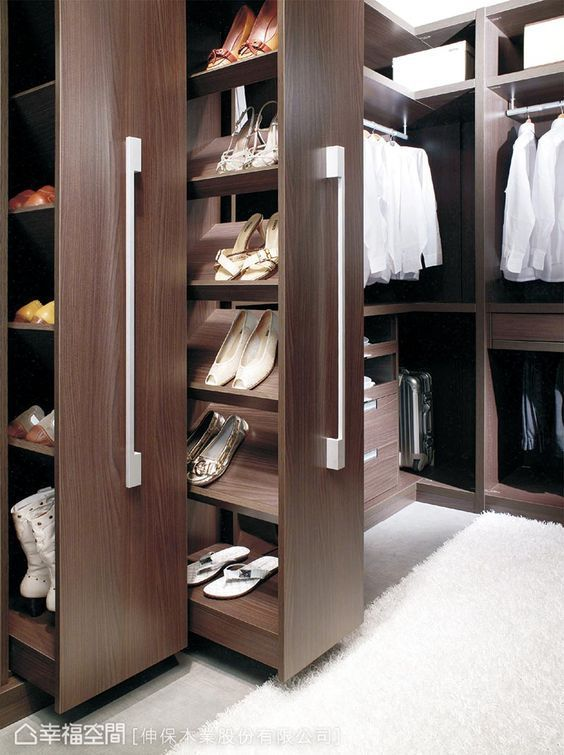 275 Best Awesome Walk In Closets Images On Pinterest