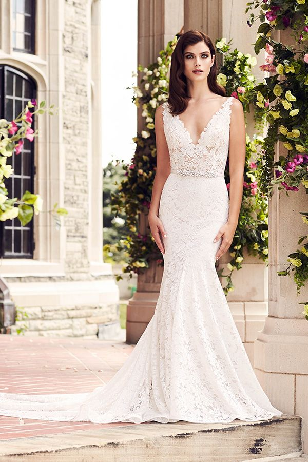 Paloma Blanca Spring 2017 Wedding Dresses