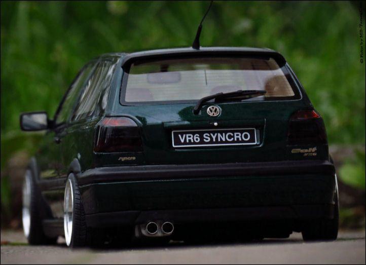 Golf3 vr6 original
