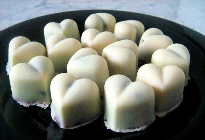 Csokis-marcipános bonbon