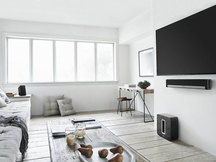 Music. Movies. Magic. Transform your living rooms sound (and connect it to the rest of your Sonos setup) with PLAYBAR. by sonos