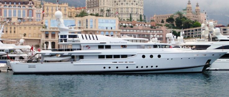 Lord Alan Sugar's yacht
