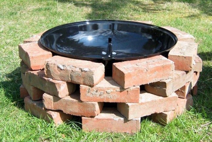 1001 Idees Fire Pit Designs Fire Pit Backyard Fire Pit Grill