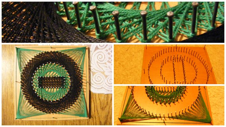 String-picture for my sister.  Type O Negative symbol.