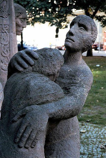 Holocaust Memorial . Berlin