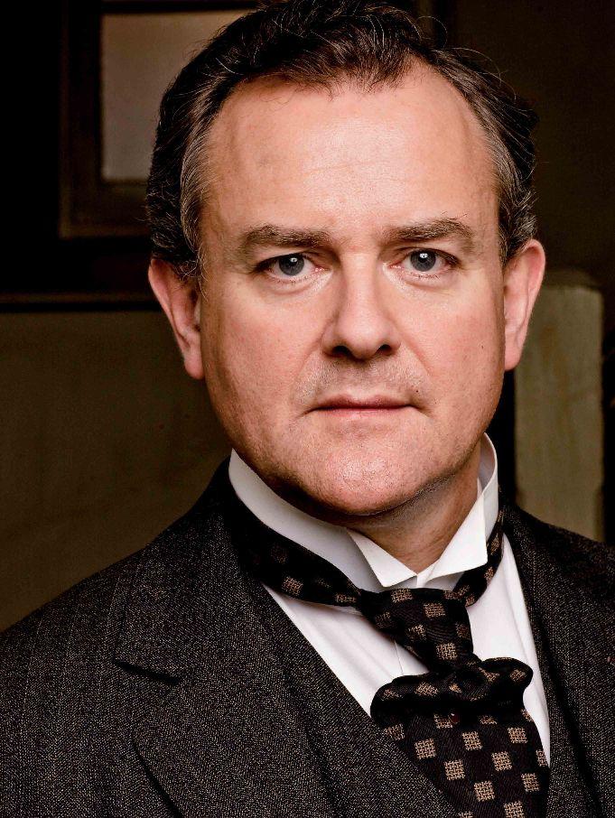 Downton Abbey: •Hugh Bonneville Robert Crawley, Earl of Grantham/Robert Crawley
