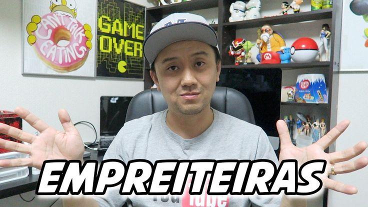 Liked on YouTube: EMPREITEIRAS - VIVENDO NO JAPÃO 10 ANOS