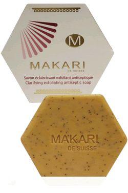 AOneBeauty.com - Makari Clarifying Exfoiating Soap (7oz), $20.99 (http://www.aonebeauty.com/makari-clarifying-exfoiating-soap-7oz/)