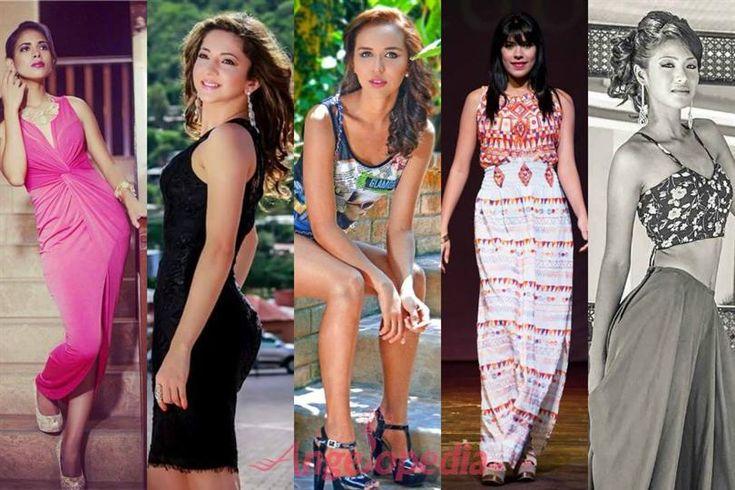 Miss Mundo Nicaragua 2016 Top 10 Hot Picks