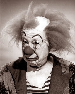 """""""Bert Lahr"""" (and here I thought he was super creepy as the cowardly lion.)"""