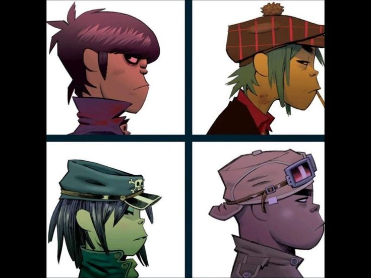 New Gorillaz album partially leaked due to password fuck up
