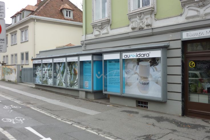Wickenburggasse 1/Ecke Jahngasse: Da, wo wir früher unsere Schulsachen kauften, eines von vielen Papiergeschäften.