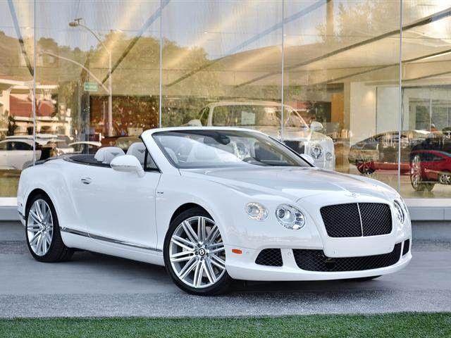2017 Bentley Continental Gtc Yeah I D Drive It Gt Cars