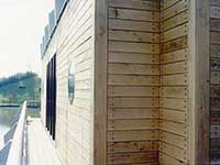 British Oak Cladding Corner Pieces and Fascia - iWood Timber Merchants