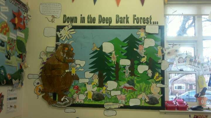 The Gruffalo from Clare