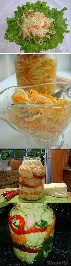 10 рецептов наивкуснейшей капусты!