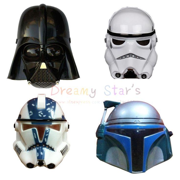 Купить товарЗвездные войны дарт вейдер империи шлем маска черный воин империи солдаты маска хэллоуин ужас ну вечеринку игры маска в категории Товары для праздников и вечеринокна AliExpress.