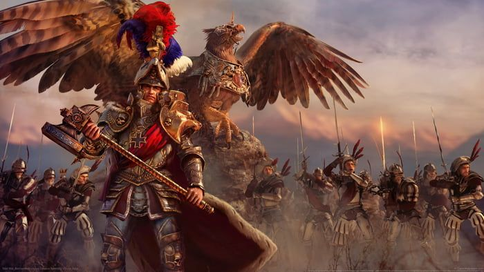 Weekly Warhammer Fantasy Wallpapers This Week The Empire And Their Emperor Karl Franz Fentezi