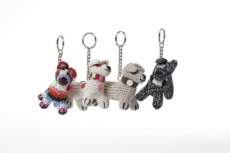 Terrier Keyholders  fab gifts