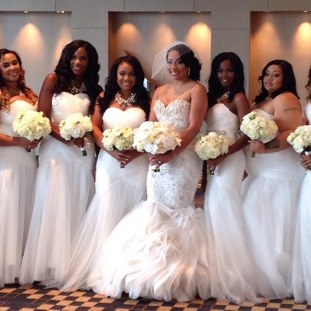 41 best images about real onpoint bridesmaids on pinterest