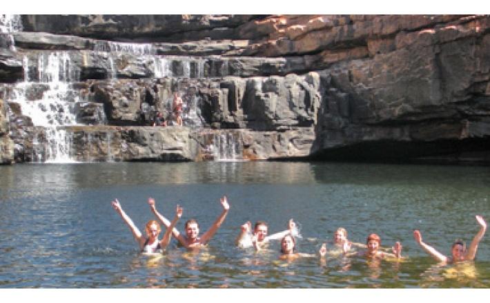 Adventure Tours: 10 day Perth to Broome Safari $1,645