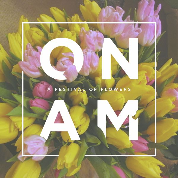 Happy Onam – A Festival of Flowers