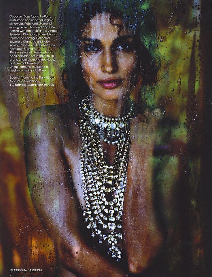 Kamal Sidhu by Prabuddha Dasgupta for Vogue India