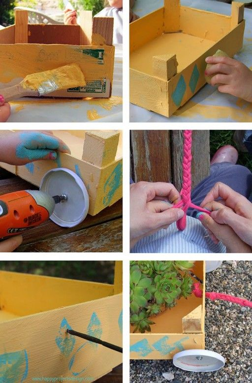 #Juguete #reciclado. #Diy. Manualidades con niños. ©Foto Eva Fortuny.