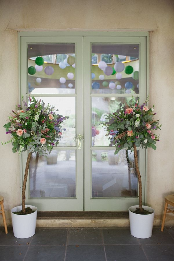 Floral Heaven and Rustic Charm for a Maggie Sottero Bride