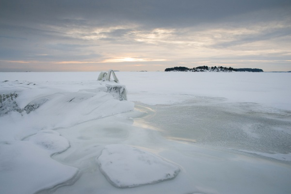 Kaamos by Nina Lindfors, via Behance