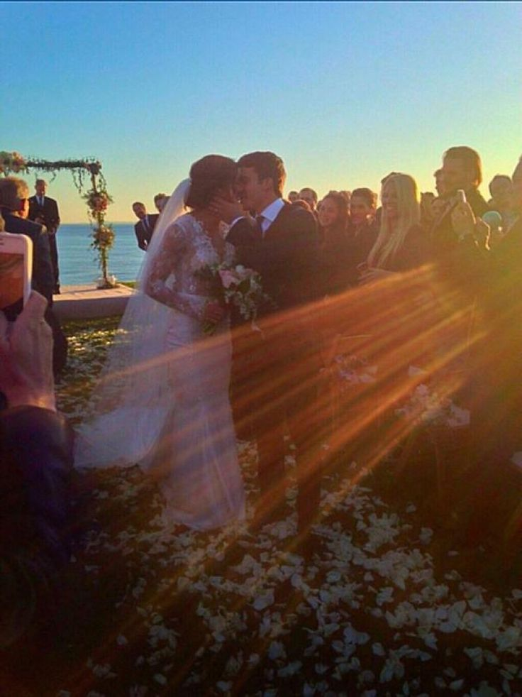alex morgan wedding pictures | ALEX MORGAN Got Married to Servando Carrasco on New Year's Eve at ...
