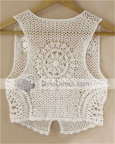 Free Crochet Patterns To Print | CROCHET A VEST | Crochet For Beginners