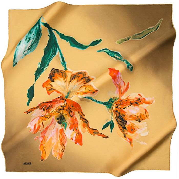 Aker Naomi Silk Scarf for Muslim Women #tagsforlikes #gold #angellelga #hijabstyle #resilienza #kimono #style #tudungmalaysia #voguehijabs #StunningHijab
