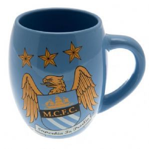 Manchester City Tea Tub Mug | Gifts for a Man City fan