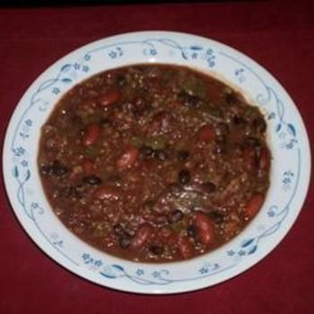 Meatiest Vegetarian Chili from your Slow Cooker: Meatiest Vegetarian, Crock Pot, Cooker Recipe, Crockpot, Chilis, Slowcooker, Slow Cooker, Vegetarian Chili