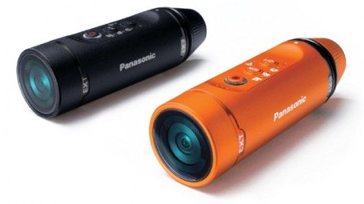 The Panasonic HX-A1 is a compact and tough wearable HD action camera [Wearable Video Cameras: http://futuristicshop.com/category/wearable-video-cameras/ Wearable Electronics: http://futuristicnews.com/tag/wearable/]