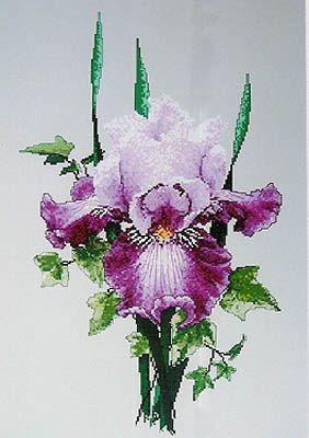 Flowers - Cross Stitch Patterns & Kits (Page 8) - 123Stitch.com. Item #06-1940