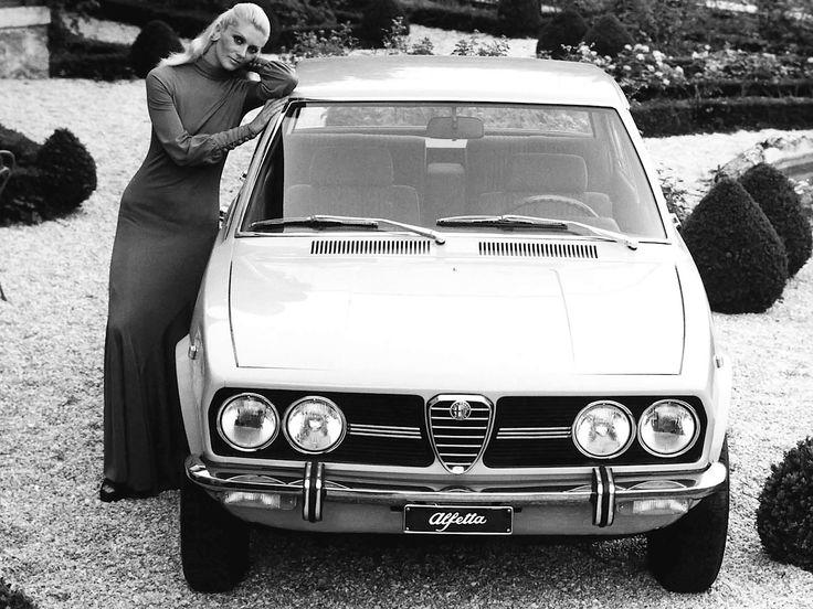 Toutes les tailles | 1972 Alfa Romeo Alfetta | Flickr: partage de photos!