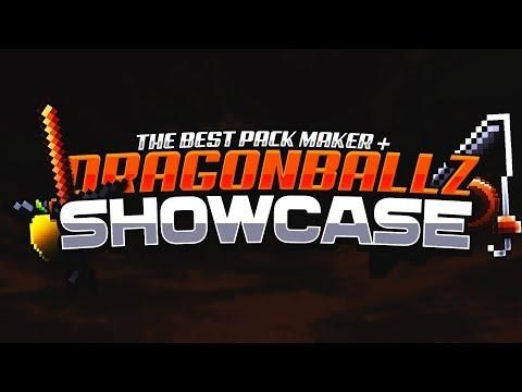 The Best Pack Maker In Minecraft + Dragon Ball Z [32x