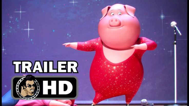 awesome Watch SING - Official Trailer #3 (2016) Animated Kids Comedy Movie HD