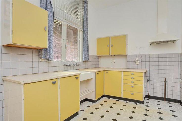 Half Open Keuken Funda : in de bruinzeel keuken zo was dat vroeger geiser in vroegere keukens