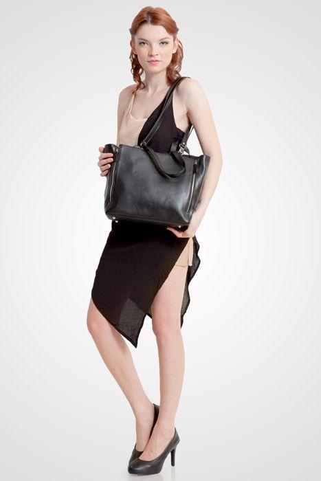 Marguerite bag #handbag #taswanita #bags #fauxleather #kulit #fashionable #stylish #totebag #colors #black Kindly visit our website : www.zorrashop.com