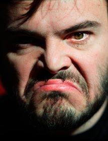 jack black i love him because of this very face you see here