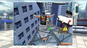 Free Running 2  Have you ever seen those Free-Running and Parkour superstars – like Sébastien Foucan, and David Belle – the actions they perform are amazing, and now you can perform those same feats from the comfort and safety of your home.  http://www.freeonlinegamestore.com/free-running-2/