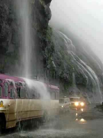 Monsoon - Maharashtra, India. I know the joys and woes personally.