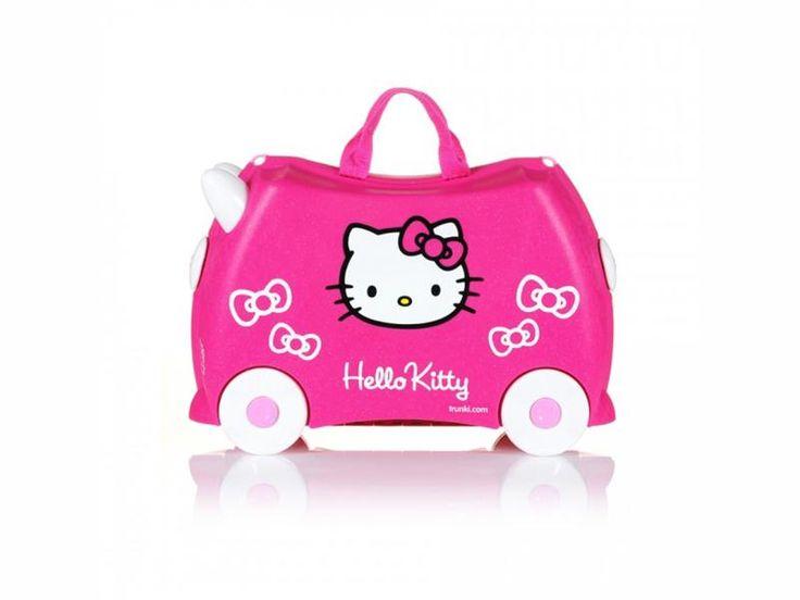 Trunki Barnekoffert Hello Kitty - Handysize.no